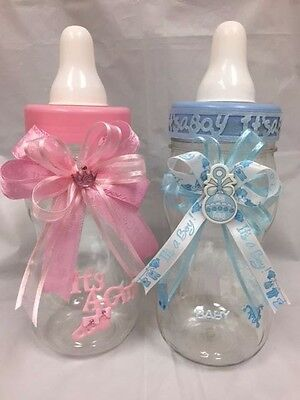 Baby Bottle Piggy Bank (BIG LARGE 8.5