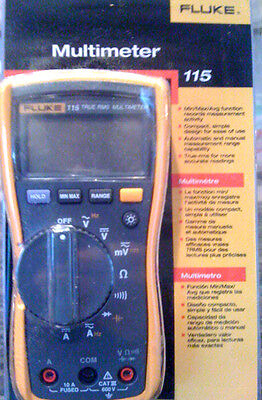 Fluke 115 Digital Multimeter True Rms - New