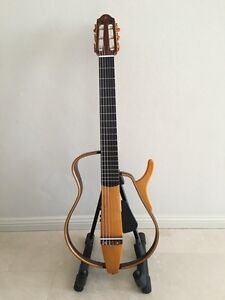 Yamaha Silent Guitar SLG-120NW Maroubra Eastern Suburbs Preview