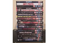 20 MIXED DVD FILMS - EXCELLENT CONDITION NO SCRATCHES £30.00 BARGAIN - COLLECTION ONLY