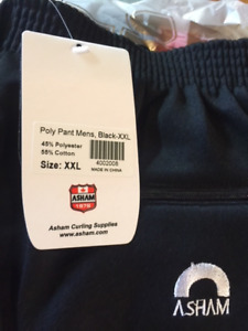 Curling Clothing and Equipment