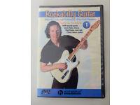 Rockabilly Electric Guitar 1- Educational DVD - Jim Weider
