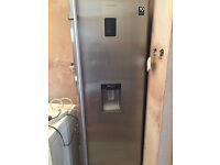Samsung RR82PDRS tall fridge with water dispenser, excellent condition