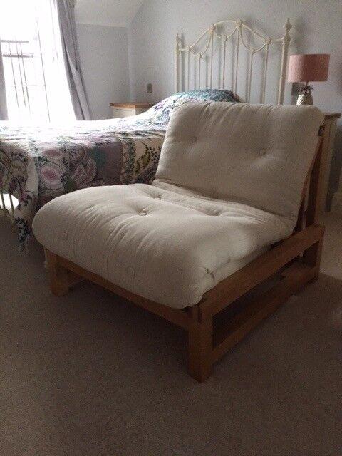 Futon Single Seater Sofa Bed