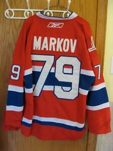 HOCKEY NHL JERSEY MONTREAL CANADIENS 31 CAREY PRICE CHANDAIL LNH City of Toronto Toronto (GTA) image 10