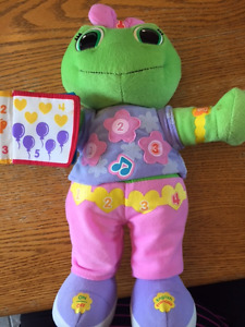 Talking Lilly Toddler Toy ; Works Perfectly!