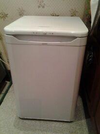 Undercounter Indesit freezer