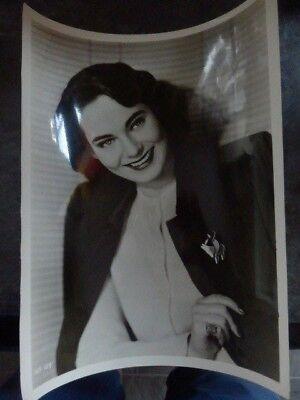 Vintage Art Poster Silver Screen Actress Marta Toren Print A4 A3 A2 A1