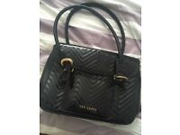 Black Ted Baker handbag - excellent condition