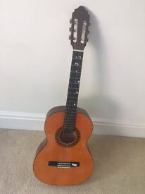 Valencia 3/4 sized classical guitar