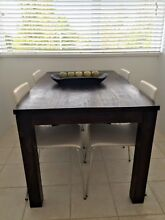 Table - Solid hardwood- 150 X 90 cm Gladesville - optional chairs Gladesville Ryde Area Preview