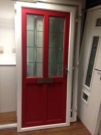 Red Composite Door for sale in Birmingham