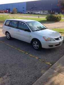 Mitsubishi Lancer Wagon GREAT CONDITION SOLD AS IS
