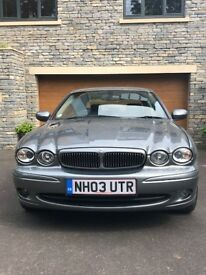 Jaguar X Type Sport – 2.5 V6 Manual LOW – LOW – LOW MILEAGE LUXURY CAR - £2495.00 ono