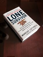 Lone Survivour - Marcus Luttrell