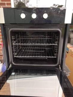 Omega built in oven and separate gas top cooker