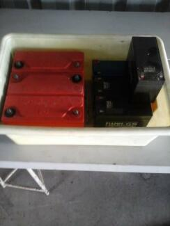 12v batteries for camping or boat Newtown Ipswich City Preview