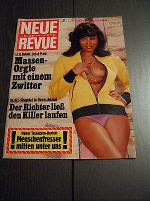 Neue Revue Illustrierte 1973/03, Katja Ebstein,Tom Jones  vom 15.01.1973