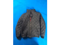 Next Boys (13 Yrs) Quilted Jacket / Coat
