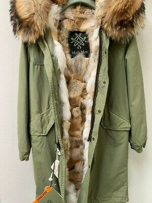 Mr&Mrs Italy Parka- Brand New With tag- mid length