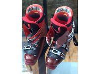 Ladies' Ski Boots size 6/European size 39 - USED