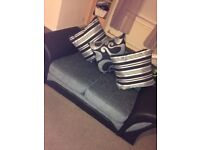 3+2 seater sofa like new only bought in june just gone! Grab a bargain!