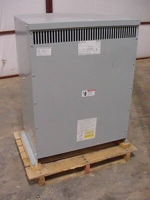 New G E 150 Kva Transformer 9t10a1006 480d-208y120 Type Ql