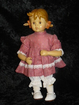 Goebel Hummel Porzellanpuppe Puppe Figur Mädchen