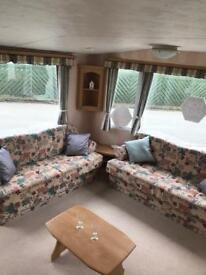 Static Caravan Clacton-on-Sea Essex 2 Bedrooms 6 Berth Atlas Moonstone Super