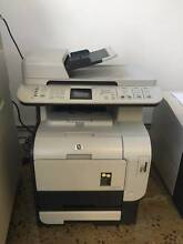HP Color Laser Jet Multifunctional Printer with Toner Paddington Eastern Suburbs Preview