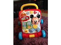 Baby Walker Mickey Mouse