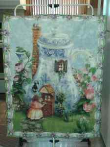 Small Children's Quilts, Hand Stitched London Ontario image 5