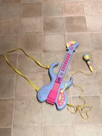 Peppa Pig Guitar and Microphone