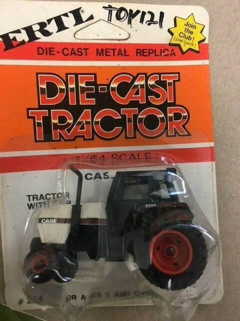 ERTL #224 1/64th Scale Diecast Case 2594 Tractor