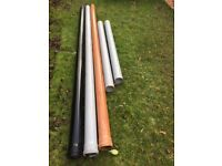 Selection of Pipes for Building