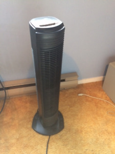Moving Sale: Two Vertical Fans