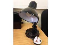 Black Portable Desk Lamp Black