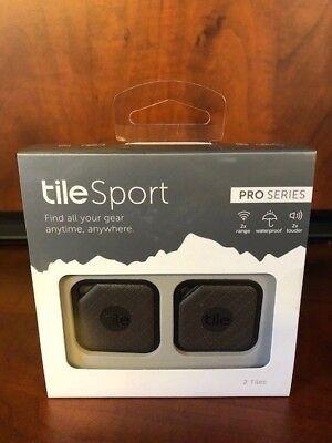 New Tile Sport   Key Finder  Phone Finder  Anything Finder  Graphite    2 Pack