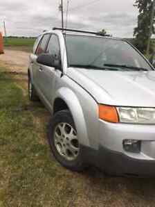 2004 Saturn VUE AWD