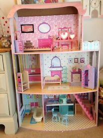 Barbie Dolls Playhouse