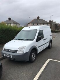 FORD CONNECT VAN 09