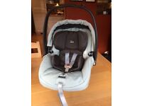 Mamas & Papas Pliko Pramette P3 and Primo Viaggio SIP Car Seat with Adjustable Base