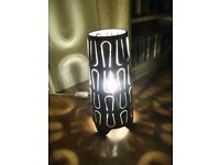 table light - very stylish - great condition