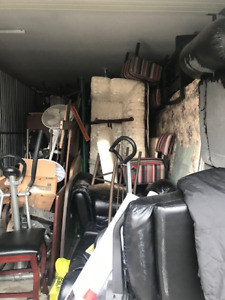 storage war  - all content for 1 price make an offer