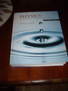 Book Used For First Year Physics at SMU