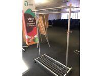 office furniture long coat hanger rail