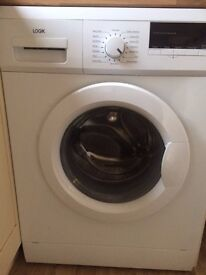 Logik Washing Machine, 6 months old so has warranty left, excellent condition perfect working order.