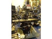 XYZ PRO 2000 - 2 AXIS CNC TURRET MILLING MACHINE YEAR 1997