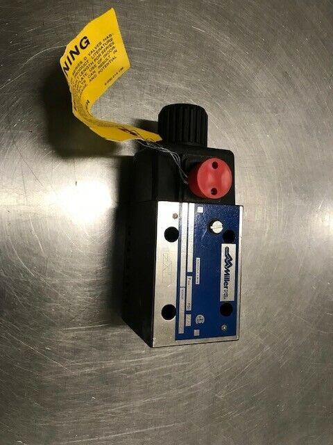Bosch 9810-232-011 Directional valve. D05, Have Miller 583-D53-011 Nameplates