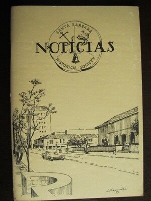Noticias - Santa Barbara County History ~ Photographs of State St. ~ Winter (State St Santa Barbara)